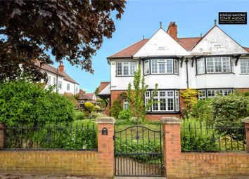 Thumbnail 4 bed semi-detached house for sale in Fairfield Road, Scartho