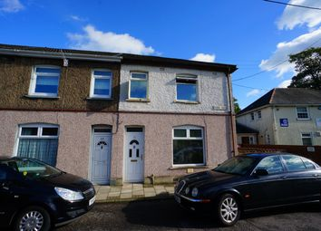 Thumbnail 3 bed end terrace house for sale in Grove Road, Risca, Newport