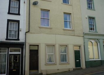 Thumbnail 1 bed flat to rent in High Street, Maryport