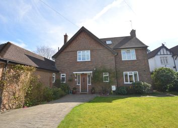 Thumbnail 4 bed detached house for sale in Cross Road, Tadworth