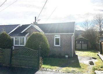 Thumbnail 2 bed property for sale in Main Road, Dyffryn Cellwen, Neath
