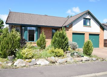 Thumbnail 4 bedroom detached bungalow for sale in Castlehill Court, Symington, Biggar