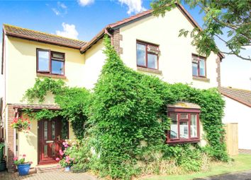 Thumbnail 4 bed detached house for sale in Bassetts Close, Northam, Bideford