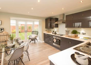 """Thumbnail 4 bedroom detached house for sale in """"Halstead"""" at Poplar Close, Plympton, Plymouth"""