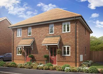 Thumbnail 2 bed semi-detached house for sale in Cockaynes Lane, Alresford, Colchester