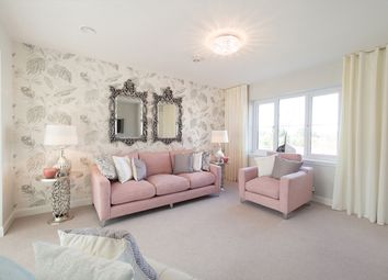 Thumbnail 4 bed detached house for sale in Ellerslie Drive, Kilmarnock, Ayrshire East