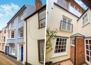 Thumbnail 3 bedroom terraced house for sale in Jetty Street, Cromer