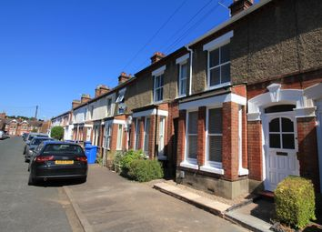 Thumbnail 2 bed terraced house to rent in Neville Street, Norwich