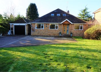 Thumbnail 4 bed detached house for sale in Lymington Bottom, Four Marks, Alton