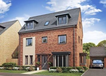 Thumbnail 4 bed detached house for sale in Plot 30 Hampton, Hampton Gardens, Hampton, Peterborough