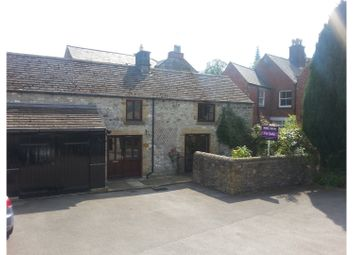Thumbnail 2 bed cottage for sale in Buxton Road, Bakewell