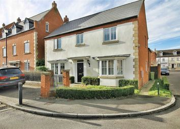 Thumbnail 4 bed detached house to rent in Saltwood Avenue, Kingsmead, Milton Keynes