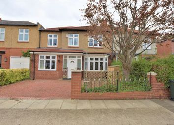 Thumbnail 4 bed semi-detached house for sale in Eastlands, High Heaton, Newcastle Upon Tyne