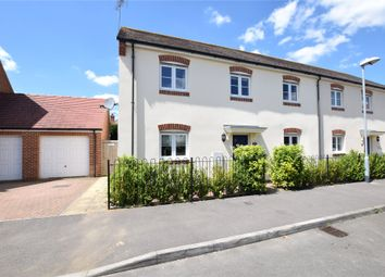 Thumbnail 4 bed semi-detached house for sale in Chiffchaff Corner, Bracknell, Berkshire