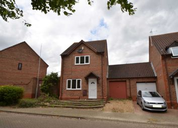 Thumbnail 3 bedroom link-detached house for sale in Lynmouth Crescent, Furzton, Milton Keynes