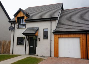 Thumbnail 3 bed semi-detached house for sale in School Field Road, Blairgowrie