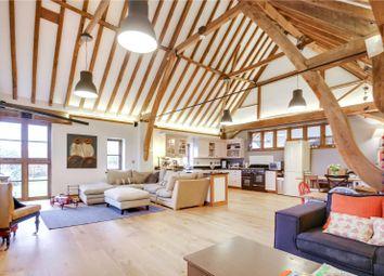 Thumbnail 4 bed detached house for sale in Hale Street, East Peckham, Tonbridge