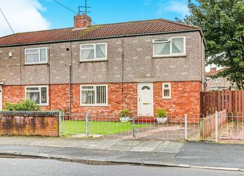 Thumbnail 2 bed semi-detached house for sale in First Avenue, Blyth