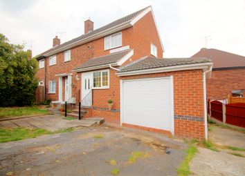 Thumbnail 4 bed semi-detached house for sale in Glenholme Drive, Sheffield