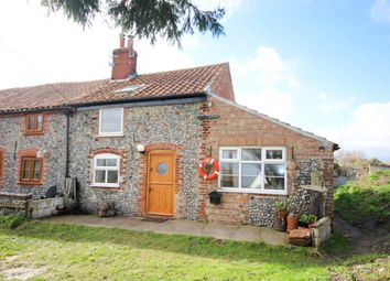 Thumbnail 2 bed end terrace house for sale in Newport, Hemsby, Great Yarmouth