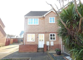 Thumbnail 1 bed semi-detached house to rent in Chater Court, Walmer, Deal