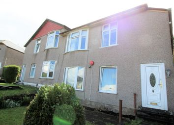 Thumbnail 3 bedroom flat for sale in Fintry Drive, Glasgow