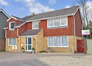 Thumbnail 5 bed detached house for sale in York Chase, Chichester, West Sussex