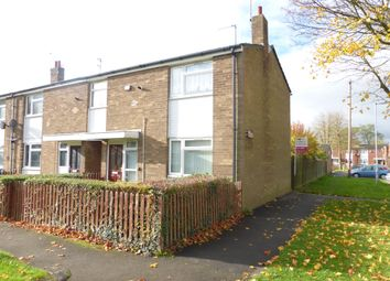 Thumbnail 3 bed end terrace house for sale in Clanthorpe, Hull
