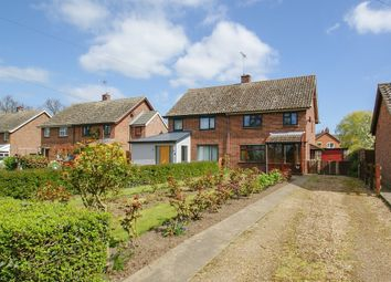 Thumbnail 3 bed semi-detached house for sale in Mundays Lane, Orford, Woodbridge
