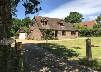 Thumbnail 5 bed detached house for sale in Emms Lane, Brooks Green, Horsham, West Sussex