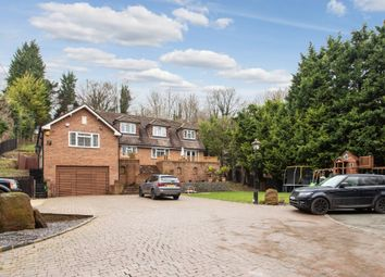 Thumbnail 5 bed detached house for sale in Berry's Green, Westerham