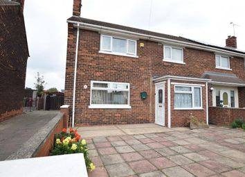 Thumbnail 3 bedroom semi-detached house for sale in Tennyson Road, Scunthorpe