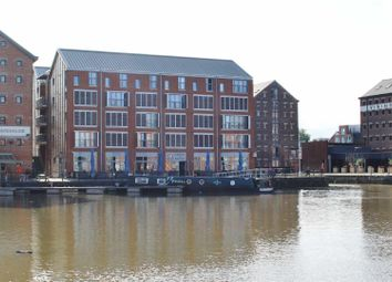 Thumbnail 1 bed flat to rent in Merchants Quay, The Docks, Gloucester