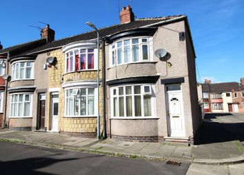 3 bed terraced house for sale in Norcliffe Street, Middlesbrough, Cleveland TS3