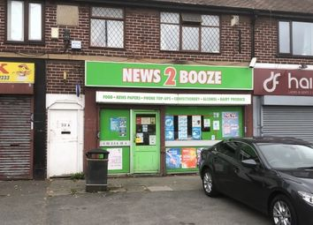 Thumbnail Retail premises for sale in Northenden, Manchester