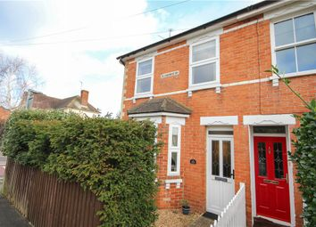 Thumbnail 3 bedroom end terrace house for sale in Clarence Road, Fleet