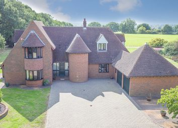 Thumbnail 5 bed detached house for sale in Shair Lane, Great Bentley, Colchester