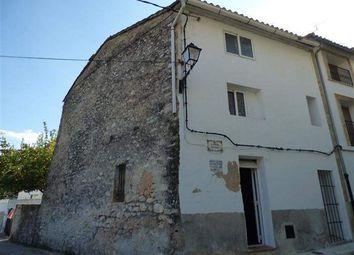 Thumbnail 3 bed villa for sale in Vall De Gallinera, Alicante, Spain