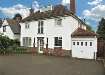 Thumbnail 6 bed detached house for sale in Biam Way, Braunstone, Leicester