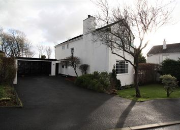 Thumbnail 4 bed detached house for sale in Maes Y Coed, Talwrn, Llangefni