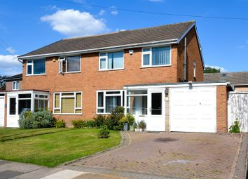 Thumbnail 3 bed semi-detached house for sale in Rectory Road, Northfield, Birmingham