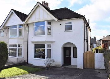 Thumbnail 3 bed semi-detached house for sale in Maple Grove, Uplands, Swansea