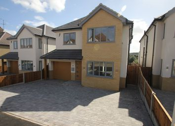 Thumbnail 4 bedroom detached house for sale in 9A Tudor Way, Hawkwell