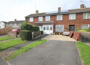 Thumbnail 2 bed terraced house for sale in Courtenay Road, Swindon, Wiltshire