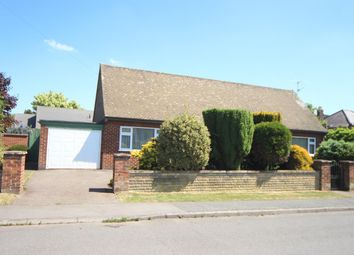 Thumbnail 2 bed detached bungalow to rent in Trafford Road, Hinckley