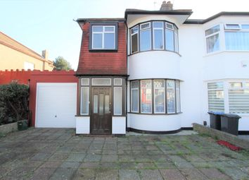 Thumbnail 3 bed semi-detached house to rent in Kendal Avenue, London
