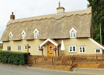 Thumbnail 3 bed property for sale in The Street, Cretingham, Woodbridge