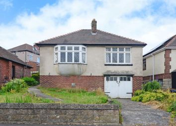Thumbnail 2 bed detached bungalow for sale in Westwick Grove, Sheffield