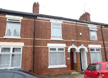 Thumbnail 2 bedroom terraced house for sale in Haworth Street, Hull