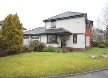 Thumbnail 4 bedroom detached house for sale in Saltcoats Gardens, Bellsquarry, Livingston